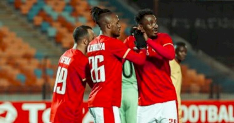 ثلاثي أهلاوي وغياب زملكاوي عن التشكيل المثالي للجولة الأولى في دوري أبطال أفريقيا